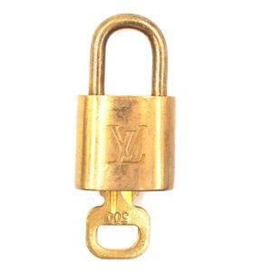 Gold Lock Keepall Speedy  Key Set #300 Bag